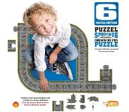Just games Snelwegpuzzel (6 meter)