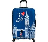 American tourister Disney Legends Spinner 75 Alfatwist take me away mickey london Harde Koffer