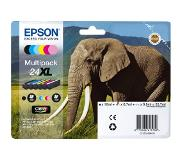 Epson Multipack XL Claria Photo HD BK/C/M/Y/LC/LM T 243 T 24