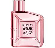 Replay Tank Plate for Her eau de toilette spray 30 ml