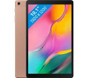 Samsung Galaxy Tab A 10.1 (2019) 32GB Wifi Goud
