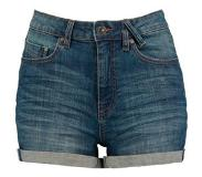America Today jeans short Lucy blauw Blauw XL