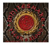 Pias Whitesnake - FLESH AND BLOOD | CD + DVD Video