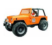 BRUDER Jeep Cross Country Racer oranje van Bruder