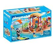 Playmobil Family Leuke waterschool sport 70090