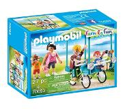 Playmobil 70093 Playmobil Family Fun familiefiets 70093