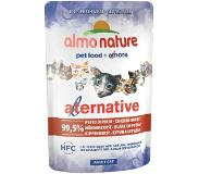 Almo Nature HFC Alternative Cat 24 x 55 g - Sardines