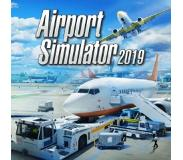 Sony Airport Simulator 2019, PS4 video-game Basis PlayStation 4