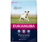 Eukanuba Dog Mature & Senior - Small Breed - Kip - Hondenvoer - 3 kg