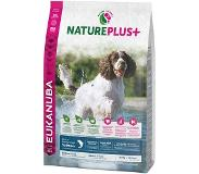 Eukanuba Nature Plus Adult Medium Breed Zalm hondenvoer 14 kg