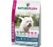 Eukanuba Nature Plus Adult Small Breed Zalm hondenvoer 14 kg