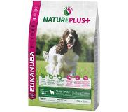 Eukanuba Nature Plus Adult Medium Breed Lam hondenvoer 14 kg