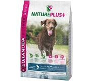 Eukanuba Nature Plus Adult Large Breed Zalm hondenvoer 14 kg