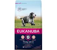 Eukanuba Caring Senior Medium Breed Kip - Hondenvoer - 3 kg