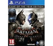 Warner bros Batman Arkham Knight (Game Of The Year) | PlayStation 4