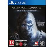 Warner bros Middle-Earth: Shadow Of Mordor (Game Of The Year Edition) | PlayStation 4