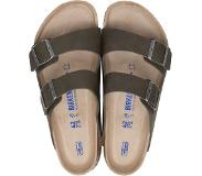 Birkenstock Arizona slippers groen