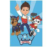 Paw Patrol Fleece Plaid - 100% polyester - 100x140 cm - Blue