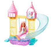Barbie Dreamtopia Chelsea Zeemeermin Speelset - pop