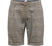 Jack & Jones Bandplooibroek 'ARROW CHECK'