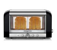Magimix Toaster Vision Broodrooster zwart