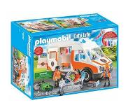 Playmobil Ambulance En Ambulanciers Playmobil 70049 Per stuk