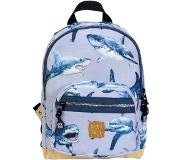 Pick & Pack Cute Shark Backpack S light blue Kindertas