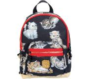 Pick & Pack Cute Kittens Backpack S black