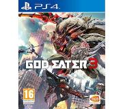 Playstation 4 God eater 3 (PlayStation 4)