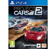Namco Bandai Games Project CARS 2 UK PS4
