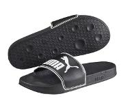 Puma Leadcat Slippers Black White