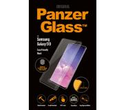 PanzerGlass Samsung Galaxy S10 Fingerprint Case Friendly Zwart