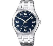 Casio Quartz Horloge MTP-1310PD-2BVEF (l x b x h) 46.9 x 39 x 8.4 mm Materiaal (behuizing): Messing Materiaal (armband): RVS