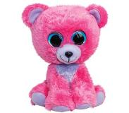 LUMO Stars Knuffeldier Lumo Bear Raspberry - Big - 24cm