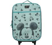 Vadobag Mickey Mouse kinderkoffer mickey green