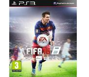 Sony PS3, Game FIFA 16