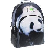 Animal planet Panda - rugzak - 44 x 32 x 20 cm - Polyester