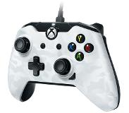 Microsoft Wired Deluxe Controller Xbox One/PC (Wit)