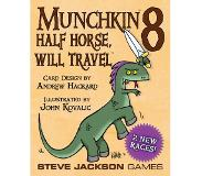 Steve Jackson Games Munchkin 8 Half Horse, Will Travel