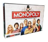 Winning Moves Monopoly - The Big Bang Theory (Engels)