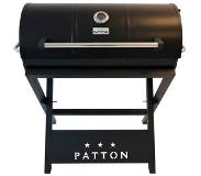 Patton Barrel Chef XL barbecue Zwart