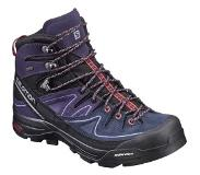 Salomon Wandelschoen Salomon X Alp Mid Leather GTX Women Black Nightshade-Schoenmaat 38 (UK 5)