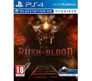 Sony Until Dawn: Rush of Blood (Nordic) (VR)