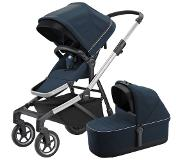 Thule Combi-kinderwagen Sleek Navy Blue