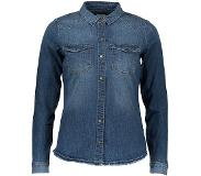 "Only Spijkerblouse ""Kaylin"" blauw - 66% 
