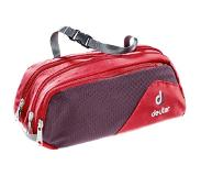 Deuter Toilettas Deuter Wash Bag Tour II Fire Aubergine