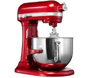 KitchenAid Artisan - Keukenmachine - Appel Rood
