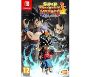 Nordic Game Supply Super Dragon Ball Heroes World Mission UK Switch