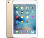 Apple [Open Box] Apple iPad mini 4 128GB (Wi-Fi + Cellular) - Goud