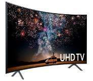 Samsung UE49RU7379 curved led-tv (123 cm / 49 inch), 4K Ultra HD